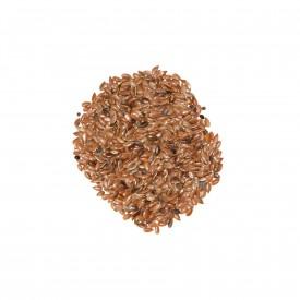 Siemię lniane brązowe bio 1kg