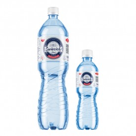 Woda alkaliczna niegazowana...