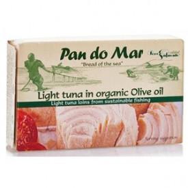 Tuńczyk lekki w bio oliwie...