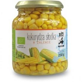 Kukurydza słodka w zalewie...