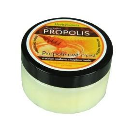 Maść propolisowa z wosku...