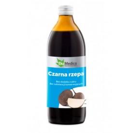 Sok z czarnej rzepy 500 ml