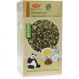 Herbata zielona genmaicha 50 g