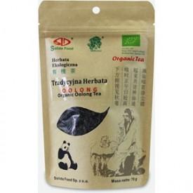 Herbata zielona oolong bio...