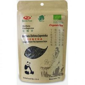 Herbata zielona sencha bio