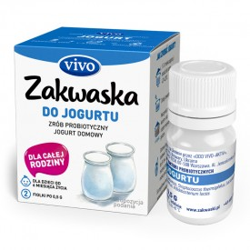 Zakwaska do jogurtu Vivo