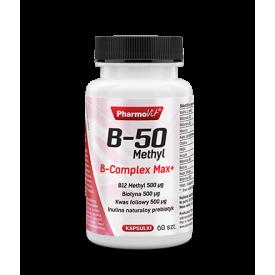 Witamina B complex - 60...