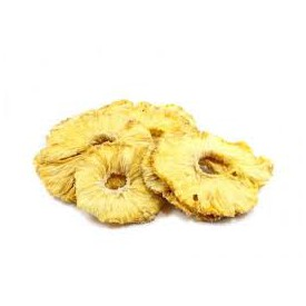 Suszony ananas bez cukru 100 g